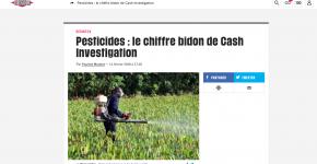 Cash Investigation: Libé dénonce l'intox!