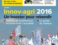 La France Agricole du 2 septembre 2016