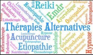 thérapies alternatives